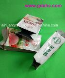 Saco plástico de alumínio do empacotamento de alimento do gelado do reforço lateral