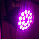 Lumière d'étape de la PARITÉ DEL du professionnel 18X10W RGBW 4in1