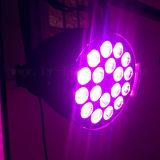 Fachmann 18X10W RGBW 4in1 NENNWERT LED Stadiums-Licht
