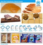 Máquina de embalagem de pão horizontal ND-250X / 350X / 450X