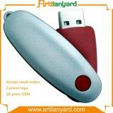 Diseño de encargo del USB de logotipo para regalo de la promoción