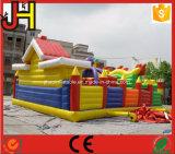 Uitsmijter van het Paradijs van opblaasbare Kinderen de Opblaasbare Speel