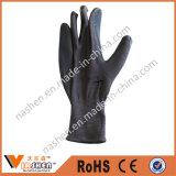 De nylon Met een laag bedekte Handschoenen van het Nitril van het Werk