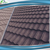 Каменная Coated плитка крыши металла (скрепление)