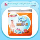 Pañal flexible impreso item barato del bebé del bebé del peluche de la prueba de la salida
