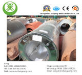 Hoja de acero galvanizada Dopped caliente en bobina