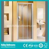 Cerco simples popular do chuveiro com porta deslizante (SE321N)