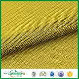 Tissu de maille meilleur marché du polyester 2*2 de qualité populaire de Mutifunctional