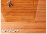 Strand Woven HDF Core Carbonized Engineered Bamboo Flooring with Multi Layers