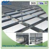 Cloison de séparation (plafond) U galvanisé et profil en acier en métal C