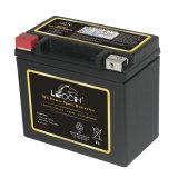 Hohe Kinetik-Leitungskabel-saure Motorrad-Batterie 180CCA