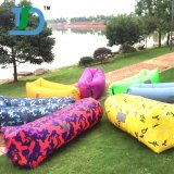 Laybagの方法野外活動のための膨脹可能な空気ソファー