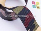 Polyester gedruckter Tarnung-Nylonmaterial-Riemen für Militär