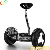 발 통제 소형 10 인치 2 바퀴 각자 균형 스쿠터