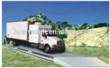 Hostweigh 내구재는 전자 계량대 1ton-150ton 트럭 가늠자를 주문을 받아서 만든다