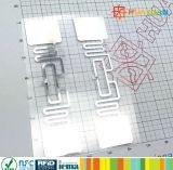 외국인 9662 UHF RFID 접착성 꼬리표 RFID 레이블