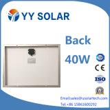 Module solaire haute efficacité 40W / 50W / 80W pour éclairage LED