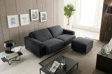 Bestes verkaufendes modernes Funktions-Gewebe-Sofa (1+2+3)