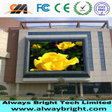 Indicador video ao ar livre impermeável do diodo emissor de luz P8 de Abt SMD que anuncia a tela