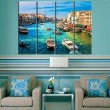 簡単なホーム商品は装飾的なキャンバスの油絵を設計する