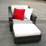 Mtc-057 Set de canapé en rotin extérieur 5PCS avec repose-pieds