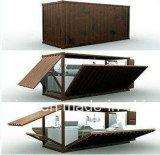 낮은 이익 최신 판매를 위한 이동할 수 있는 Prefabricated 또는 조립식 콘테이너 다방
