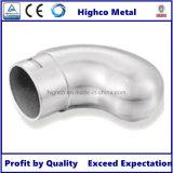 Estremità del tubo dell'acciaio inossidabile per il corrimano di vetro della balaustra dell'inferriata