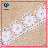 New Fashion Embroidery Lace Chemical Lace for Decoration