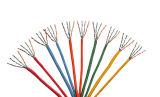 Cable de la red del ftp Cat5e del Tirar-Rectángulo UTP del paso los 305m de la platija para Ethernet (4 PARES)