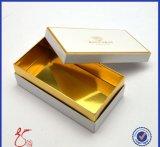 Caja del caramelo del rectángulo del caramelo del papel del corte del laser para la decoración de la boda