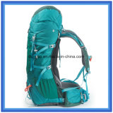 Grande sacchetto pratico dello zaino di alpinismo di capienza 70L, zaino d'escursione esterno, zaino di campeggio rampicante di abitudine multifunzionale