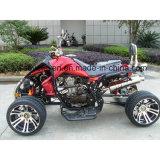 Bici eléctrica ATV del patio de Drived del eje con el motor sin cepillo