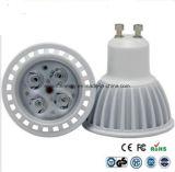 Ampoule de la CE et des Rho GU10 4W DEL