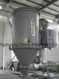 Vorgespannter Plastik (HDPE) runzelte Rohr-Strangpresßling-Zeile