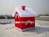 Tenda all'ingrosso/gonfiabile di natale della tenda gonfiabile della Camera della famiglia per natale