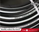 Alta presión hidráulica reforzada de la manguera del alambre de acero