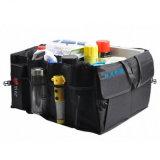 Empresário bem sucedido dobrado saco do carro do saco do armazenamento do revestimento do carro de caixa do armazenamento do carro (GB#0256)