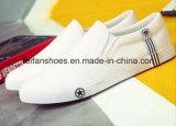 熱い販売の人は加硫させたズック靴のスリップオンの偶然靴(FF1026-03)を