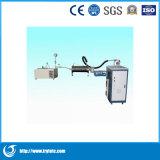 Probador del contenido de la goma del combustible (método) de la evaporación del jet - probador existente de la goma