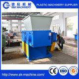 Máquina Shredding do único eixo para o desperdício do plástico