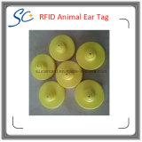 Бирка уха Fdx-B Aniaml стандартная RFID для отслеживать животных