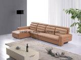 Modernes Wohnzimmer-Leder-Sofa (UL-NS236)