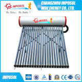 Calentador de agua solar de cobre del tubo de vacío del tubo de calor de Imposol en China