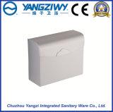 Cuarto de baño de aluminio de pared colgante de papel titular de la toalla