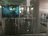 Линия воды в бутылках заполняя/чисто машина завалки воды