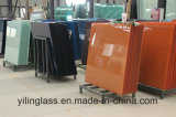 Gran tamaño de cerámica Fritted vidrio para Spandrel, revestimiento, fachada
