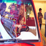 遊園地のための電気普通消防車