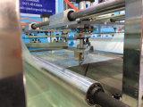 Flugleitanlage-quadratische untere Plastiktasche, die Maschine herstellt