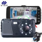 Super Night Vision Dual Lens DVR Camera com Ldws Adas