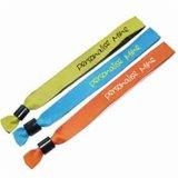 Wristband tessuto promozionale dell'OEM della Cina
